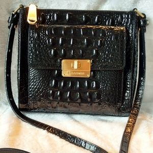 Brahmin Mimosa crossbody handbag
